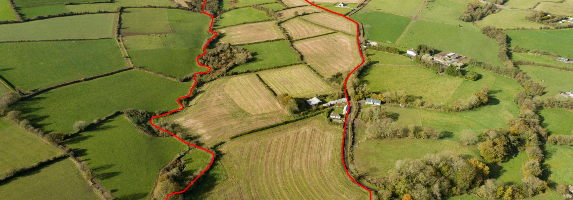 Bridepark, Conna, Co. Cork, P51 C6R2 – Agricultural Land For Sale | 67.00 acres (27.11 hectares)