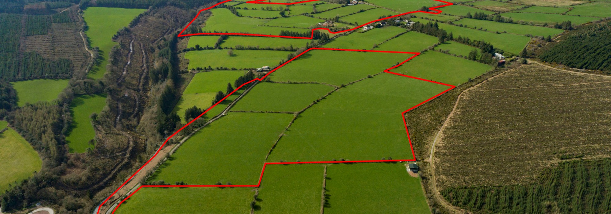 162 Acre Farm | Cronohill, Araglin, Co. Cork