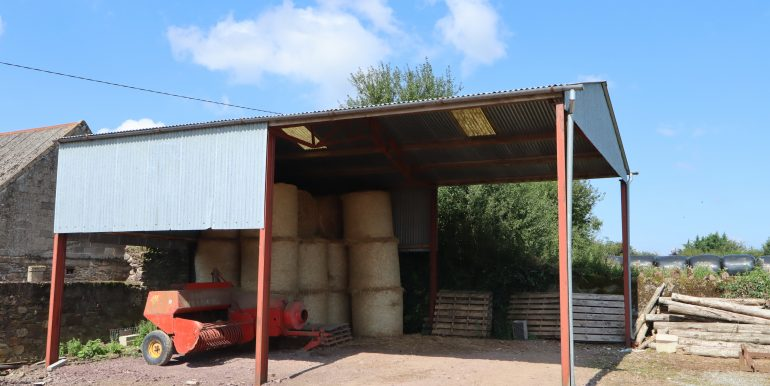 Greenhall Rathcormac, Hay Shed,