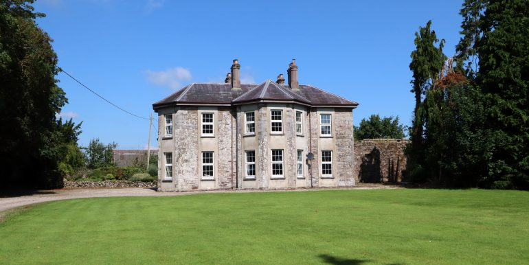 Greenhall Rathcormac, Residence South Side,